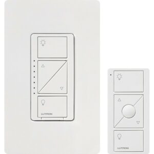 Lutron Caseta Dimmer And Remote