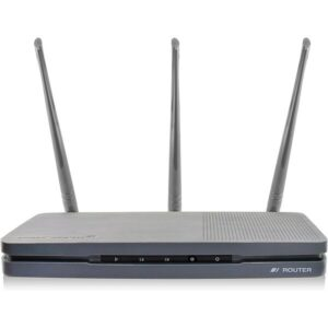 amped wi-fi router AC1900