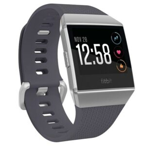 fitbit activity tracker ionic watch