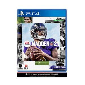 Electronic Arts Video Game Madden NFL 21